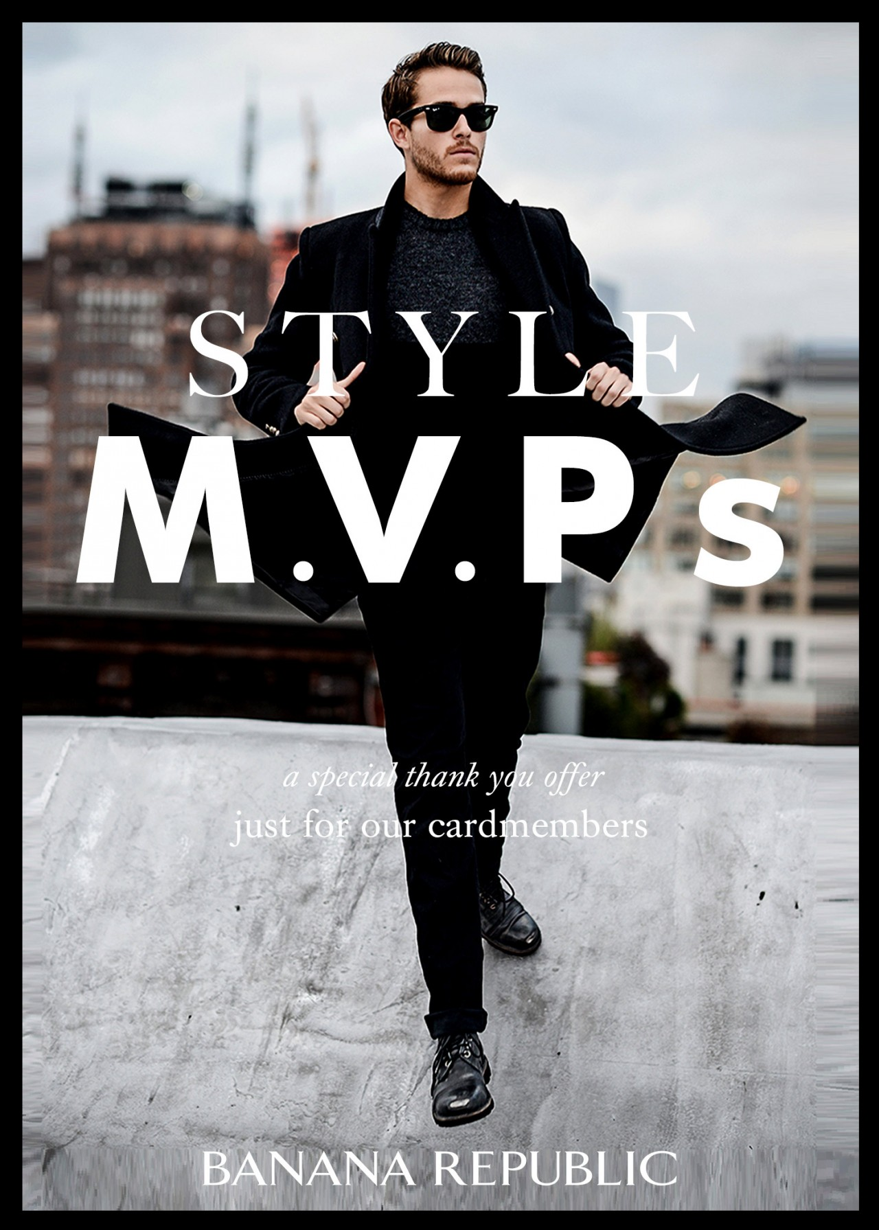 ALEXANDER ABRIAM — GLOBAL CAMPAIGN:<br>STYLE MVPs