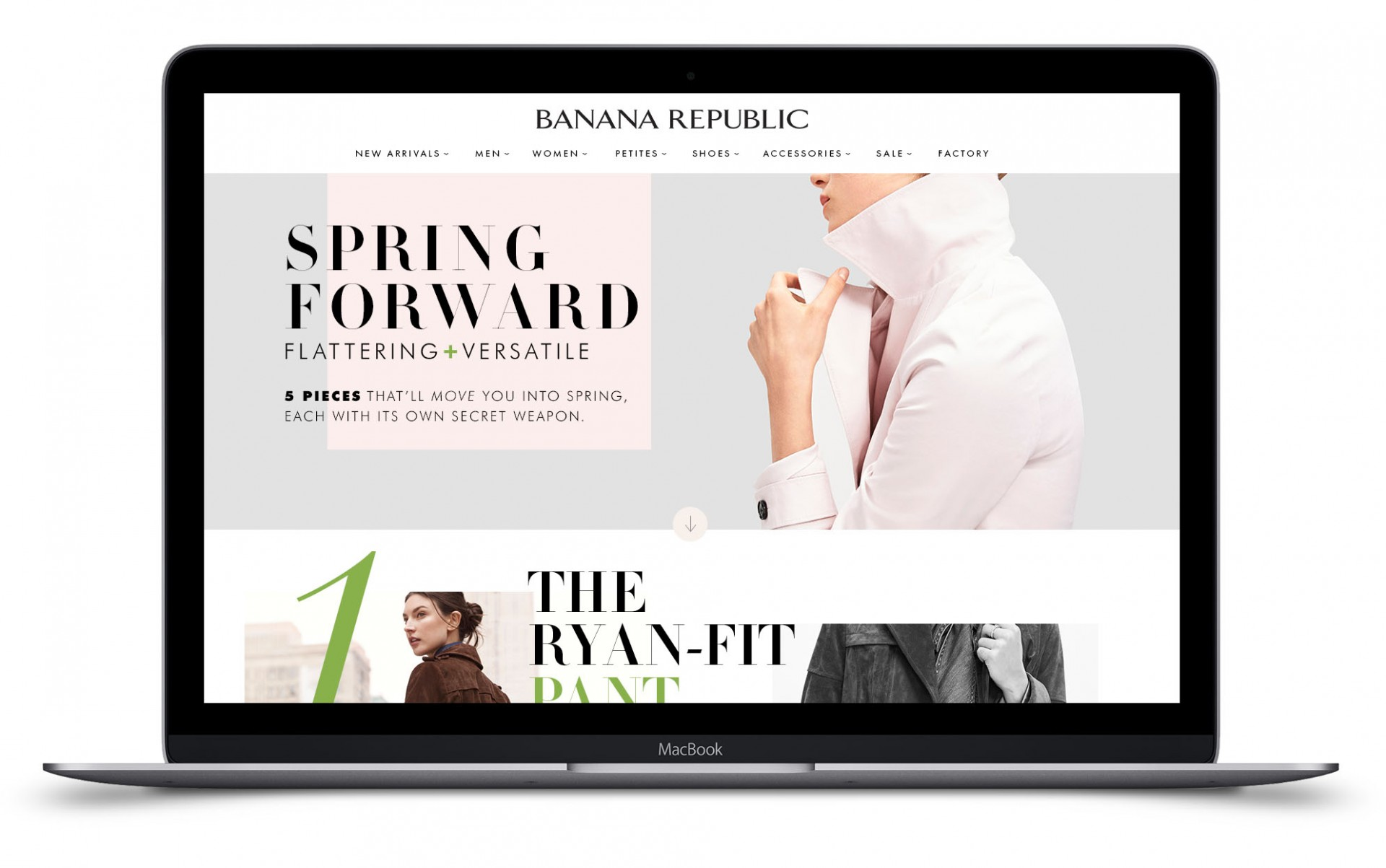 ALEXANDER ABRIAM — DIGITAL EDITORIAL:<br>SPRING FORWARD