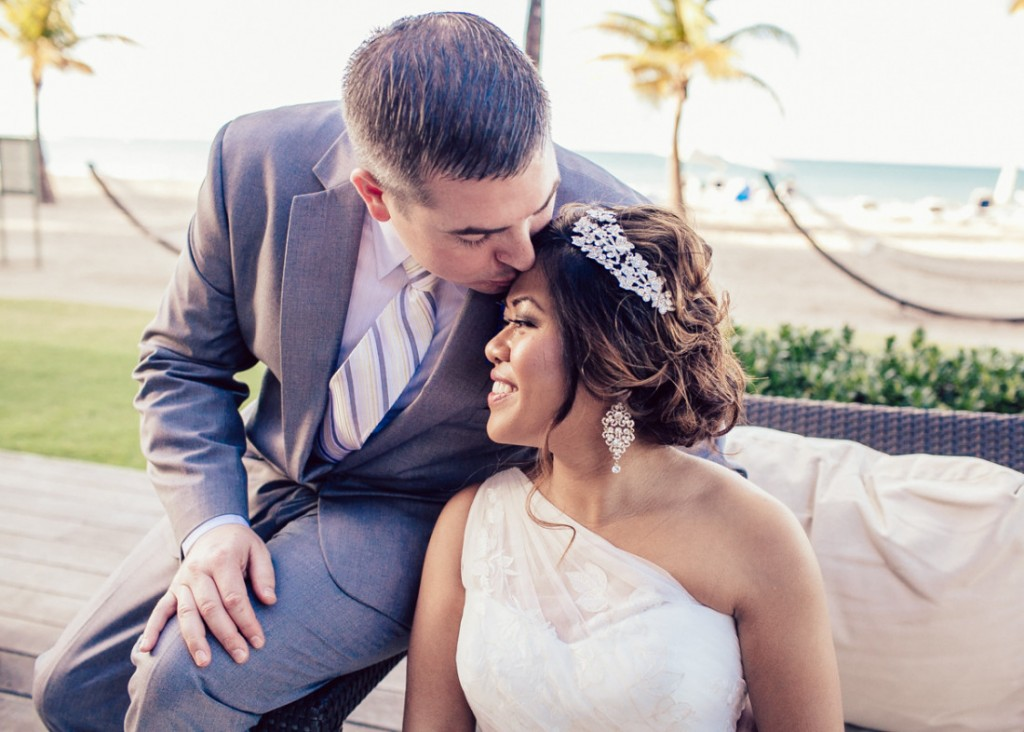 ALEXANDER ABRIAM — TINA + BRETT